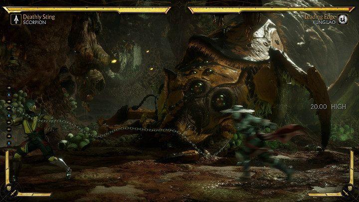 Combo's in Mortal Kombat 11 - Mortal Kombat 11 Guide and Tips