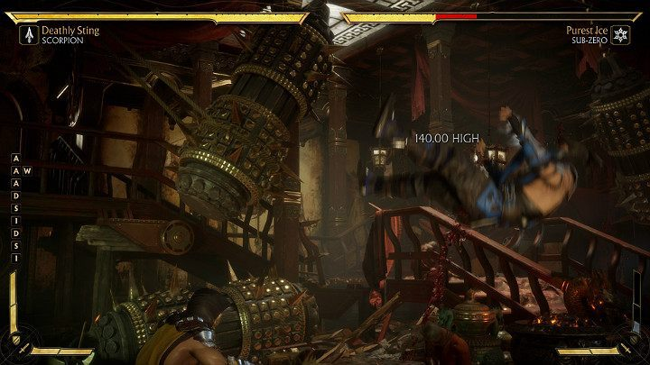 Juggle refers to performing combos on an enemy that is in the air - Combos in Mortal Kombat 11 - Combat guide - Mortal Kombat 11 Guide and Tips