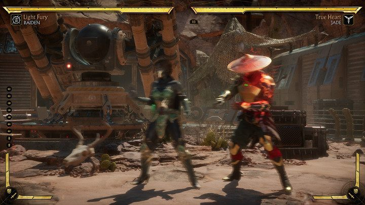 Due to the lack of run ability in Mortal Kombat 11, as in the case with Mortal Kombat X, heroes with the teleport ability will have a huge advantage over other characters - Moving around the arena in Mortal Kombat 11 - Combat guide - Mortal Kombat 11 Guide and Tips