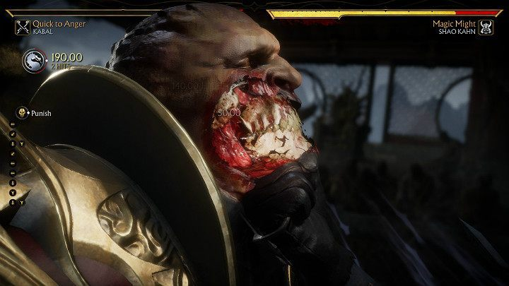 Krushing Blow is a whole new move in Mortal Kombat 11 - Krushing Blow in Mortal Kombat 11 - Combat guide - Mortal Kombat 11 Guide and Tips