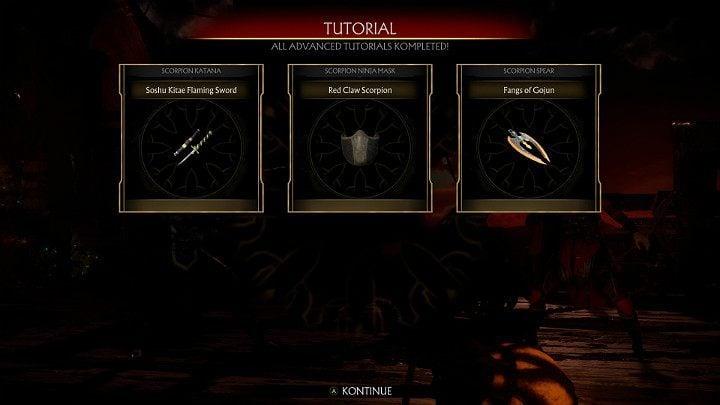 Tutorial of Mortal Kombat 11 - Mortal Kombat 11 Guide and