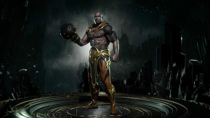 Geras is one of the new characters introduced in Mortal Kombat 11 - Geras - Mortal Kombat 11 Combos - Characters - Mortal Kombat 11 Guide and Tips