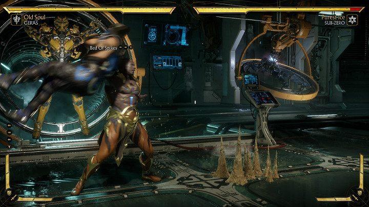 Geras - Mortal Kombat 11 Combos - Mortal Kombat 11 Guide and Tips