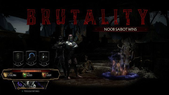 Brutalities are a special method of ending fights in Mortal Kombat 11 - How to get Hearts fast in Mortal Kombat 11? - Basics - Mortal Kombat 11 Guide and Tips