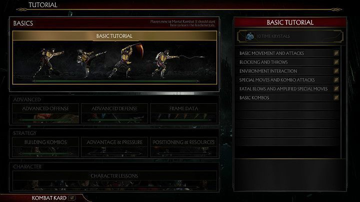 Trophy type: bronze - Trophy list of Mortal Kombat 11 - Apppendix - Mortal Kombat 11 Guide and Tips