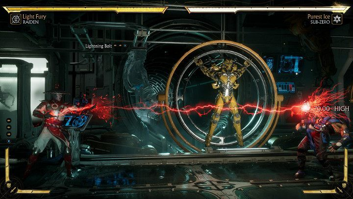 Raiden - Mortal Kombat 11 Combos - Mortal Kombat 11 Guide
