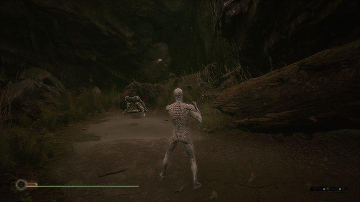 Если вы используете класс персонажа (Shell) и умираете, ваш персонаж выпадет из своей оболочки и будет сражаться как пустая оболочка - Mortal Shell: Death - каковы последствия - Основы - Руководство по Mortal Shell, Прохождение
