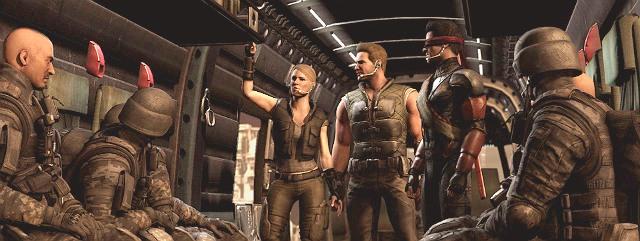 Story Mode System Mortal Kombat X Game Guide Gamepressure Com