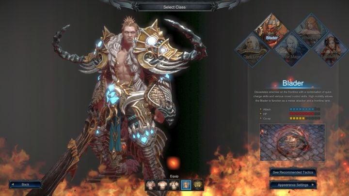blader mu legend character classes mu legend game guide