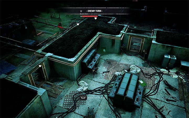 Start sneaking once you get to the lowest level of the bunker - The Rot Warren | Mutant Year Zero Road to Eden World Atlas - World Atlas - Mutant Year Zero Road to Eden Guide