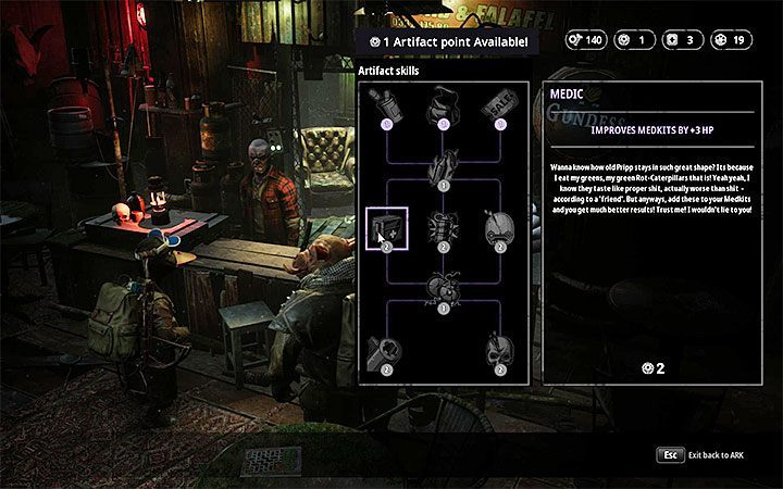 Each first-aid kit renews only 4 health points by default - How to heal team members in Mutant Year Zero? - FAQ - Mutant Year Zero Road to Eden Guide