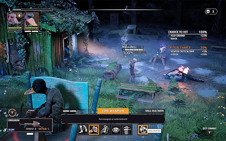 Its worth ambushing the rest of the enemies - East Outpost | Mutant Year Zero Road to Eden World Atlas - World Atlas - Mutant Year Zero Road to Eden Guide