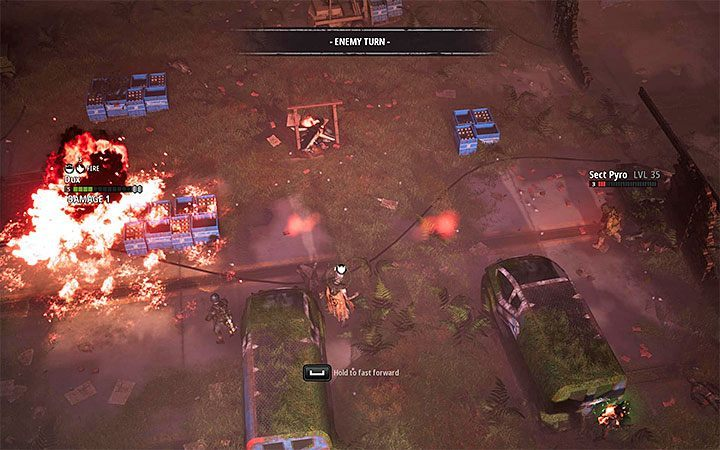 In addition to Lux, you must also watch out for other opponents - The Castle of Light | Mutant Year Zero Road to Eden World Atlas - World Atlas - Mutant Year Zero Road to Eden Guide