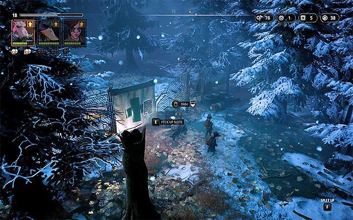 House of Bones location - Notes in Mutant Year Zero Road to Eden - Secrets - Mutant Year Zero Road to Eden Guide