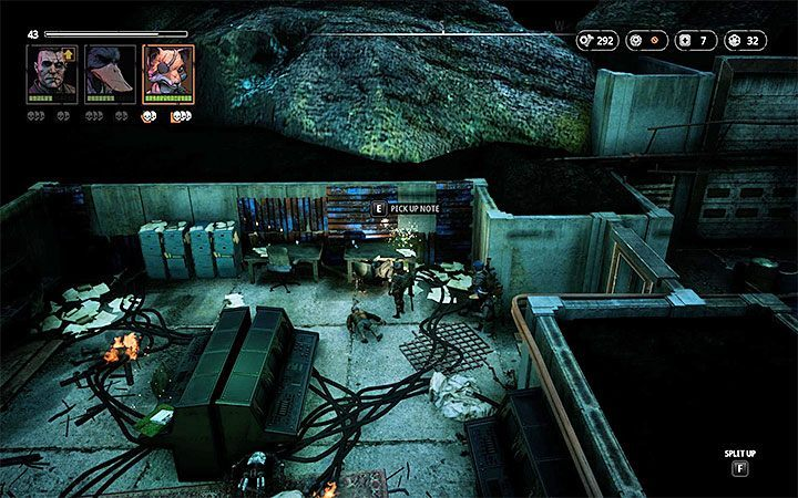 Location: The Rot Warrren - Notes in Mutant Year Zero Road to Eden - Secrets - Mutant Year Zero Road to Eden Guide