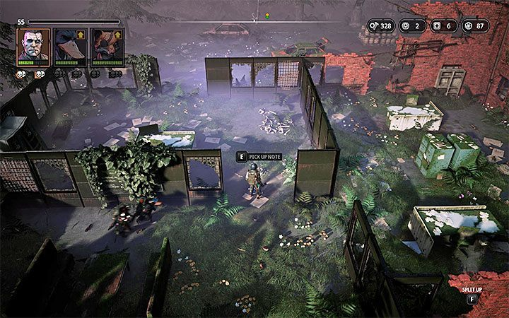 Location: The Grogg Den - Notes in Mutant Year Zero Road to Eden - Secrets - Mutant Year Zero Road to Eden Guide