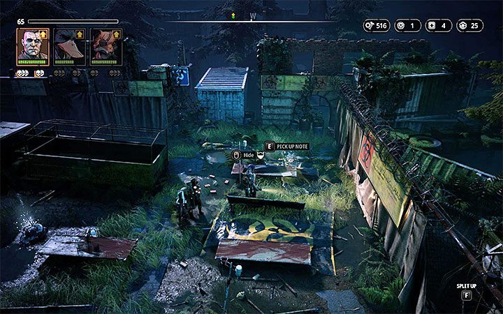 Grave of the Ancients location - Notes in Mutant Year Zero Road to Eden - Secrets - Mutant Year Zero Road to Eden Guide