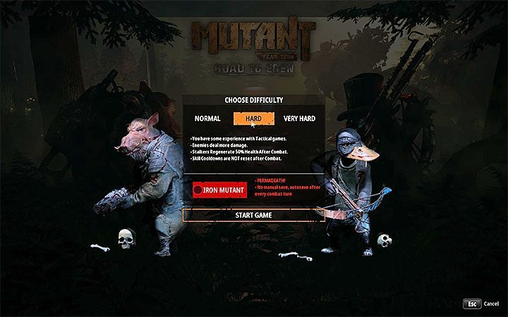 Trophy type: gold - Trophy list of Mutant Year Zero Road to Eden - Basics - Mutant Year Zero Road to Eden Guide
