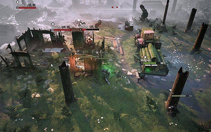 You can spend action points not only on offensive activities but also on defensive ones - Fighting in Mutant Year Zero Road to Eden - Basics - Mutant Year Zero Road to Eden Guide