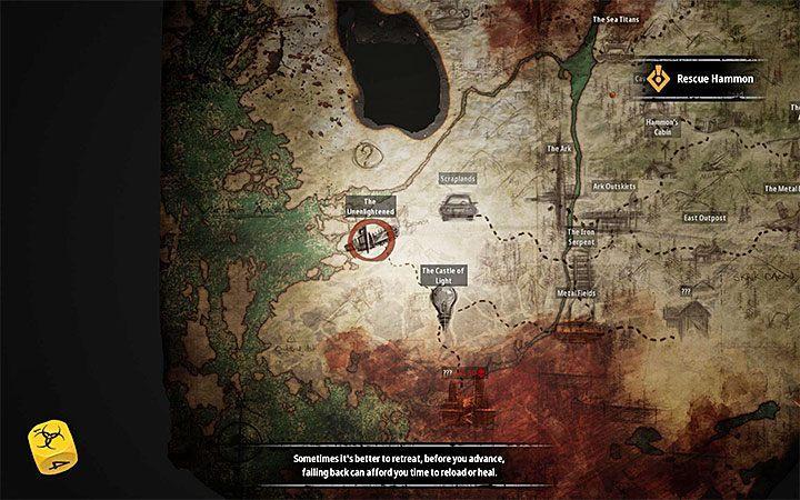 Mutant Year Zero Road to Eden Guide   gamepressure com
