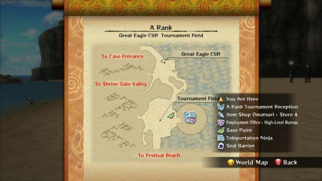 Introduction   Ninja World Tournament - Rank A - Naruto ...
