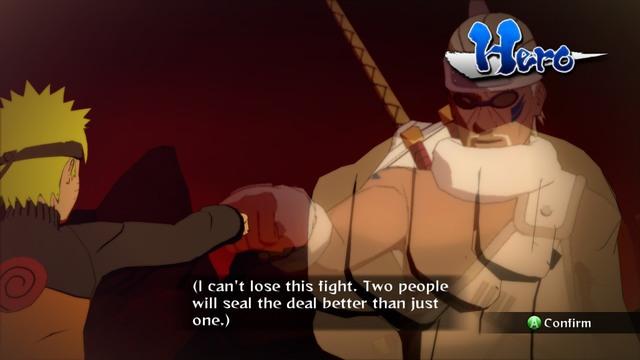 General hints - Naruto Shippuden: Ultimate Ninja Storm 3