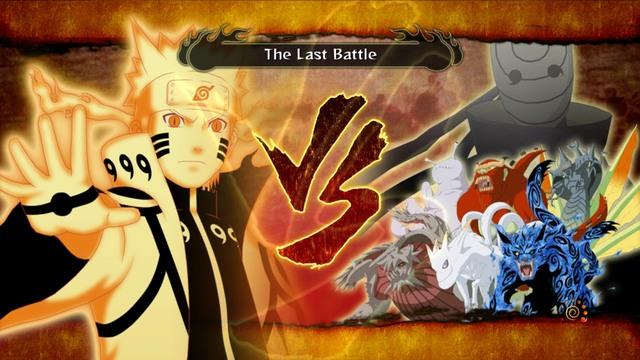 The Last Battle | Boss fights - Naruto Shippuden: Ultimate Ninja