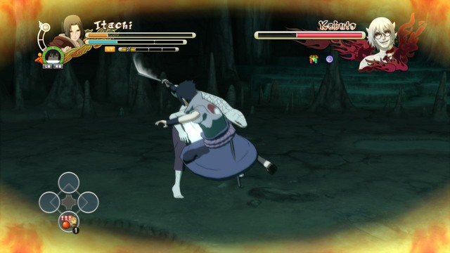 An End To A Breathless Fight Brothers United Boss Fights Naruto Shippuden