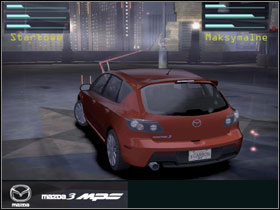 Little, funny Mazda is a great car, when it comes to tuning - Tuner cars - CARS - Need for Speed Carbon - Game Guide and Walkthrough