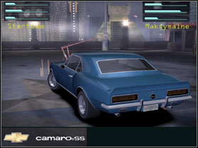 American Muscle cars | CARS - Need for Speed Carbon Game