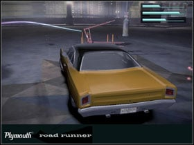 Bonus cars - part 1   CARS - Need for Speed Carbon Game Guide