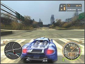 4 - Black List #1 - Razor - Career - Need for Speed: Most Wanted - Game Guide and Walkthrough