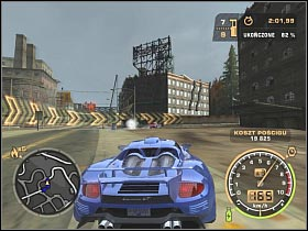 5 - Black List #1 - Razor - Career - Need for Speed: Most Wanted - Game Guide and Walkthrough