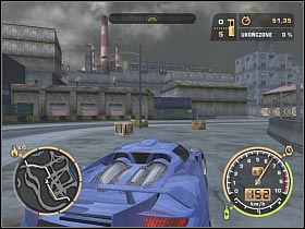 11 - Black List #1 - Razor - Career - Need for Speed: Most Wanted - Game Guide and Walkthrough