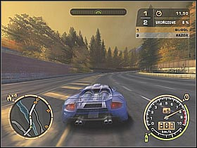 13 - Black List #1 - Razor - Career - Need for Speed: Most Wanted - Game Guide and Walkthrough