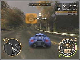 2 - Black List #1 - Razor - Career - Need for Speed: Most Wanted - Game Guide and Walkthrough