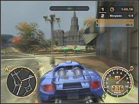 16 - Black List #1 - Razor - Career - Need for Speed: Most Wanted - Game Guide and Walkthrough