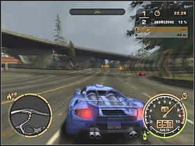 17 - Black List #1 - Razor - Career - Need for Speed: Most Wanted - Game Guide and Walkthrough