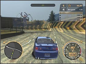 Milestones - Black List #15 - Sonny - Career - Need for Speed: Most Wanted - Game Guide and Walkthrough