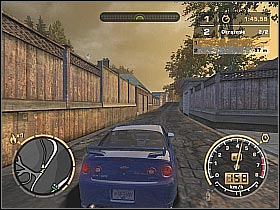 6 - Black List #15 - Sonny - Career - Need for Speed: Most Wanted - Game Guide and Walkthrough