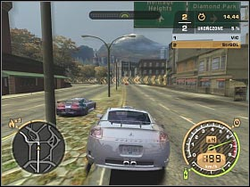 6 - Black List #13 - Vic - Career - Need for Speed: Most Wanted - Game Guide and Walkthrough