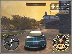 8 - Black List #11 - Big Lou - Career - Need for Speed: Most Wanted - Game Guide and Walkthrough
