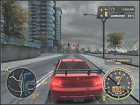 3 - Black List #10 - Baron - Career - Need for Speed: Most Wanted - Game Guide and Walkthrough