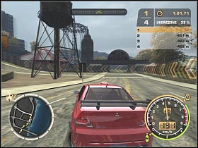 5 - Black List #10 - Baron - Career - Need for Speed: Most Wanted - Game Guide and Walkthrough