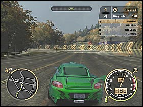 5 - Black List #9 - Earl - Career - Need for Speed: Most Wanted - Game Guide and Walkthrough