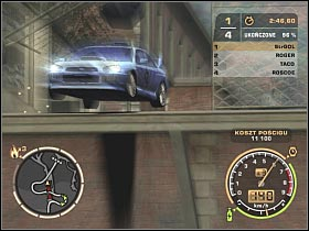 4 - Black List #8 - Jewels - Career - Need for Speed: Most Wanted - Game Guide and Walkthrough