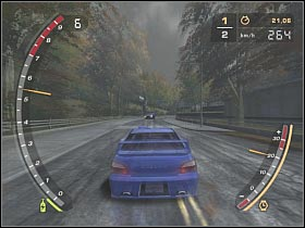 10 - Black List #8 - Jewels - Career - Need for Speed: Most Wanted - Game Guide and Walkthrough