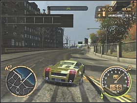 Milestones - Black List #5 - Webster - Career - Need for Speed: Most Wanted - Game Guide and Walkthrough