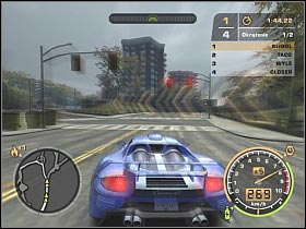 2 - Black List #2 - Bull - Career - Need for Speed: Most Wanted - Game Guide and Walkthrough