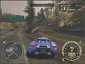 3 - Black List #2 - Bull - Career - Need for Speed: Most Wanted - Game Guide and Walkthrough
